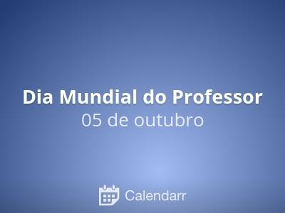 dia-mundial-do-professor